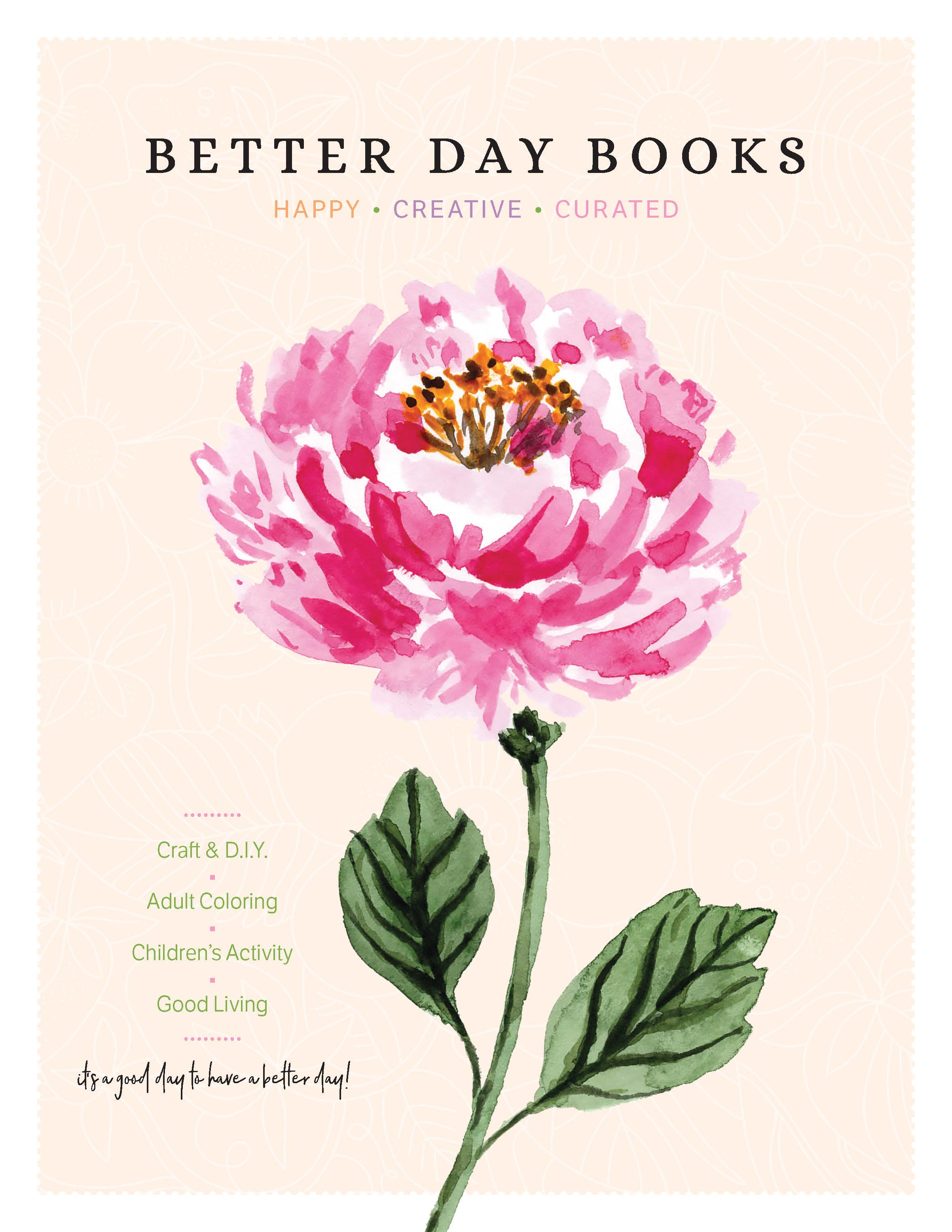 Schiffer Better Day Books