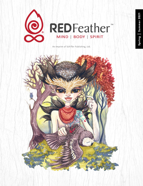 Schiffer Red Feather (Mind, Body Spirit) - Frontlist