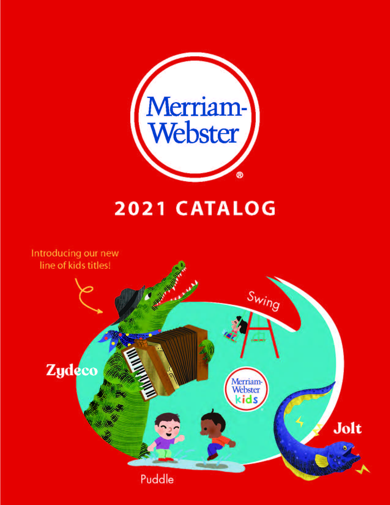 Merriam-Webster - New Titles Only